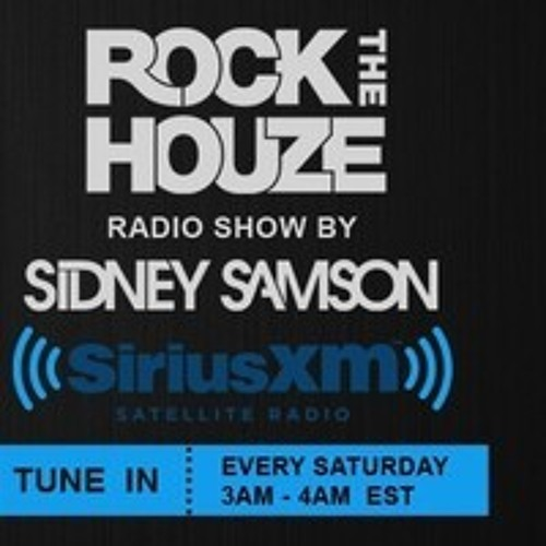 Sidney Samson 0920013 Rock The Houze 380 Wdrops