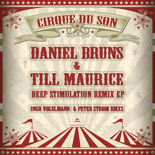 Daniel Bruns & Till Maurice - Deep Structure (Peter Strom Remix)[preview]