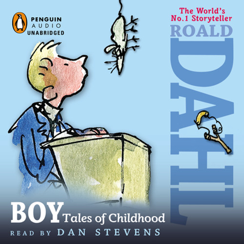 Boy by Roald Dahl, read by Dan Stevens