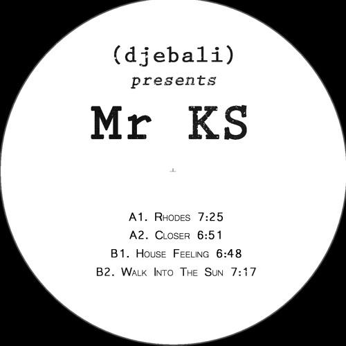 ( djebali ) presents Mr KS - Extracts - 96kbs