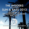 Live @ Sun & Bass 2013