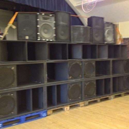 FL3TCH & FL4CKY B2B JUMP UP! HALL PARTY SET 14/9/2013