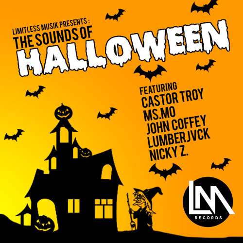 Ms.Mo & Lumberjvck - Peek A Boo - [The Sounds Of Halloween EP]