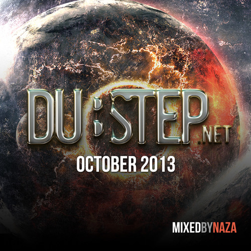 Dubstep.NET October 2013 - Mixed by NAZA