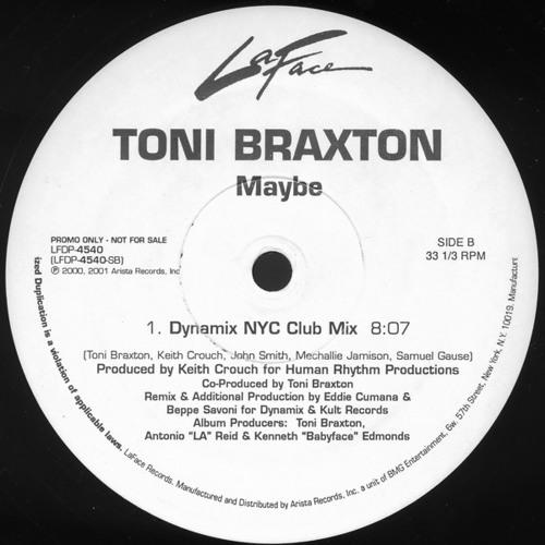 Toni Braxton - Maybe (Dynamix NYC Club Mix)