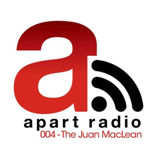 The Juan Maclean - Apart Radio Mix