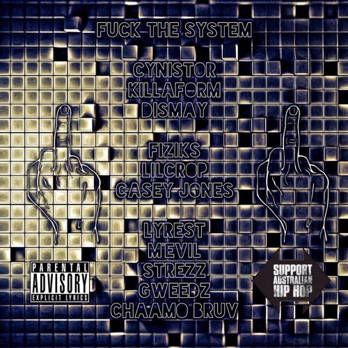Cant Be Stopped (FTS) produced by Cynistor & Ace productions