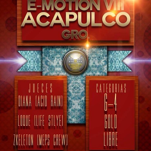 SET Emotion VII Acapulco