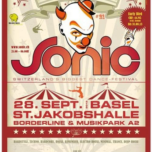 Akira live @ Sonic 21 at St.Jakobshalle, Basel, Switzerland