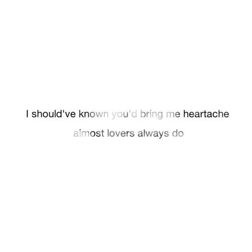 Almost Lover (K Version)