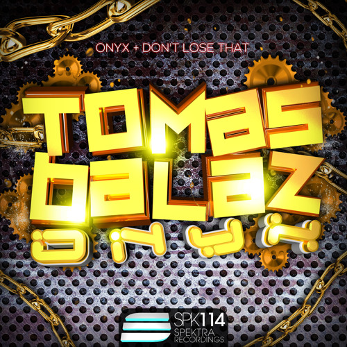 Tomas Balaz - Don't lose that * 21.October on Beatport