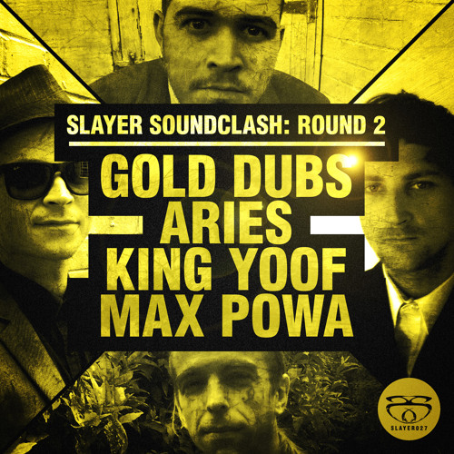 ARIES & GOLD DUBS Meets MAX POWA - BABYLONMAN