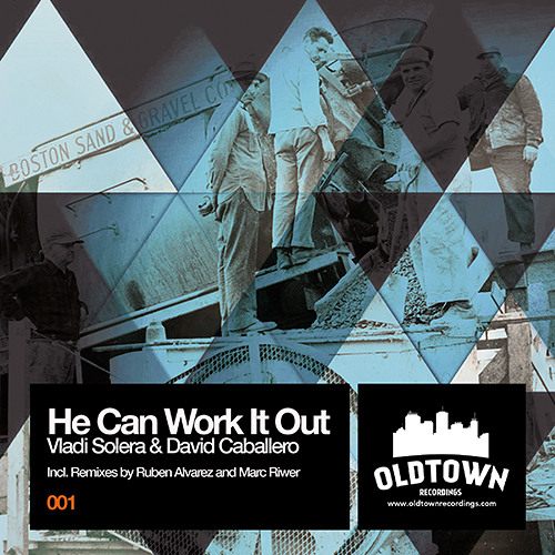 Vladi Solera & David Caballero - He Can Work It Out (Original Mix) OUT NOW