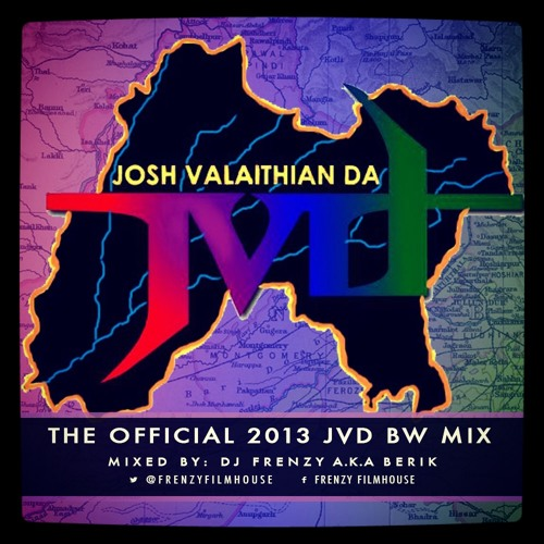 The Official 2013 JVD Bhangra Wars Mix