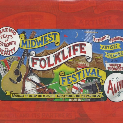 Midwest Folklife Festival, Etherton Switch, Forked Deer