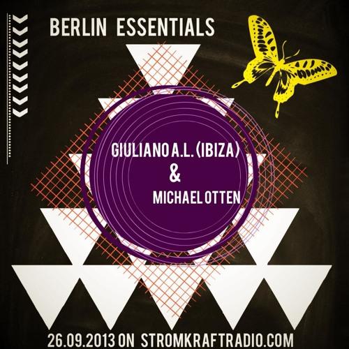 Michael Otten - Berlin Essentials 26.09.2013 - free download -