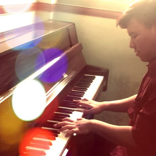 Lucky Achmad Aliza - Another You ( Cover Brian Mcknight )
