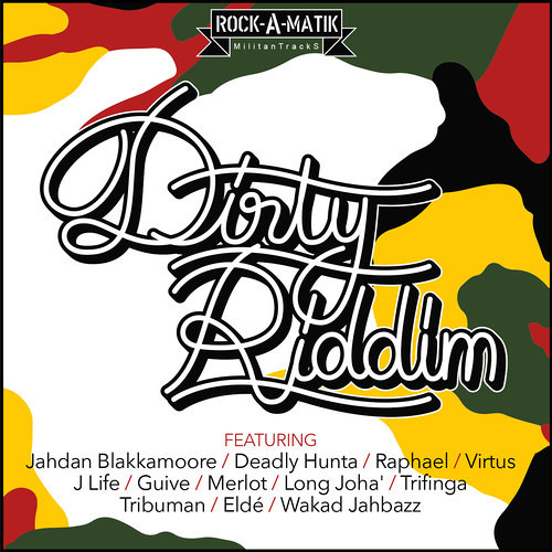 Dirty Riddim Megamix [Rock-A-Matik 2013]