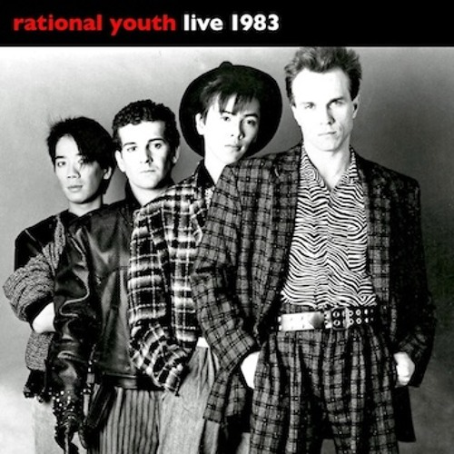 Rational Youth - The Man In Grey (Live in Winnipeg 1983)