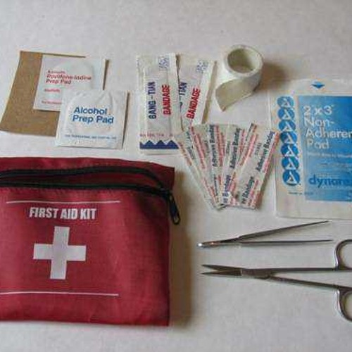 FIRST AID KIT (THE NEIGHBOR-HOOD)