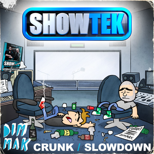 Showtek - Slow Down (Owen The Saint remix) Free Download!