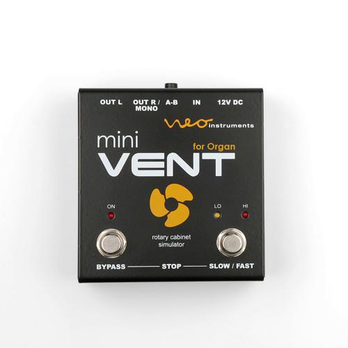 Mini Vent Test 1