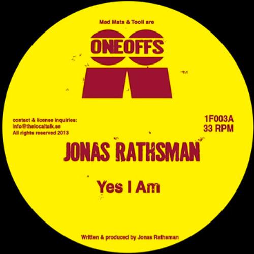 Jonas Rathsman - Yes I Am