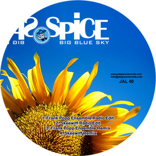 Spice - Big blue sky - Skeewiff's Beats in the right place mix