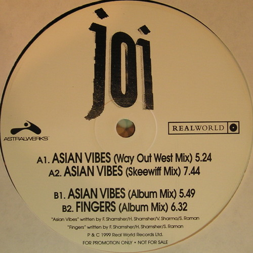 Joi - Asian Vibes - Skeewiff Remix