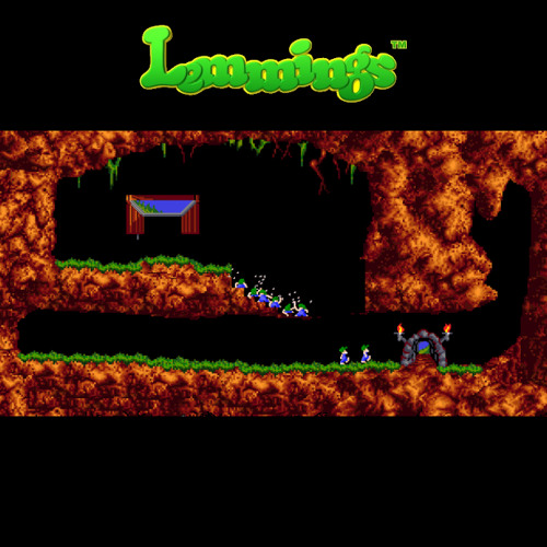 Lemmings - Medley [Arachno SoundFont Game MIDI Music