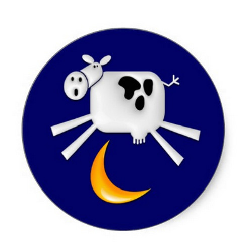 PYTZEK - Cow In Space