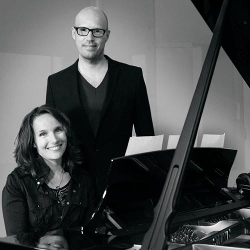 Christopher von Deylen / Schiller OPUS 2013 ღ Gymnopedie no.1 with Hélène Grimaud