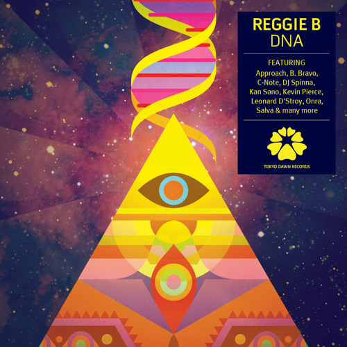 Reggie B - Love's The Way feat. Kan Sano (preview)