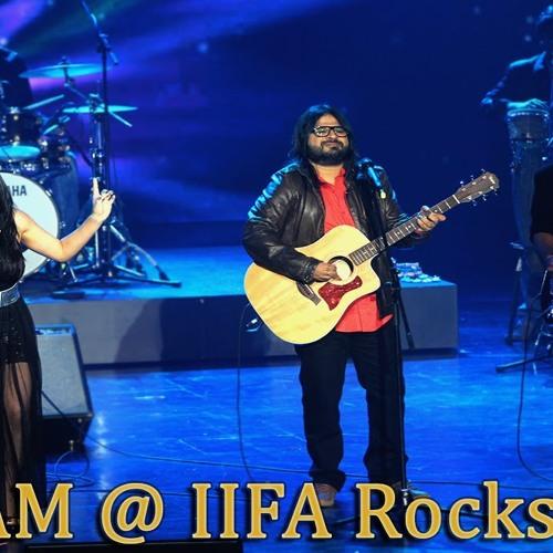 Pritam ft. Arijit Singh, Aditi Singh Sharma, Raghav Sachar and Benny Dayal at IIFA Rocks 2013