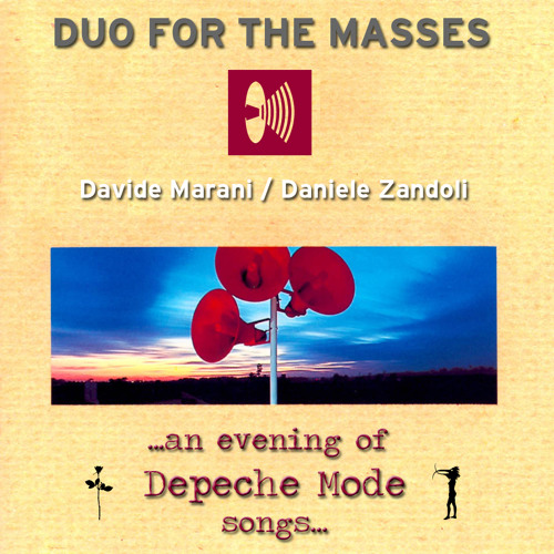 DUO FOR THE MASSES (Depeche Mode Tribute) Live Sample (all songs written by M.L. Gore)