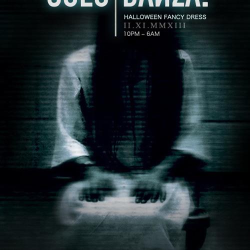 Solo Danza Halloween Party Sat Nov 2nd W/ tINI + Robert Dietz @ Crucifix Lane Dennis Christopher Mix