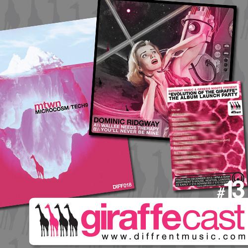Diffrent presents: GiraffeCast 013