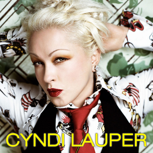 Cyndi Lauper - Shine (Dynamix & Haarmeyer Extended Vocal Mix)