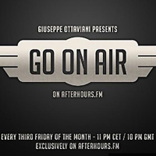 Sy Gardner - Distant Memories (Dave Nadz & LeBlanc Remix) cut  Giuseppe Ottaviani - GO ON AIR 024
