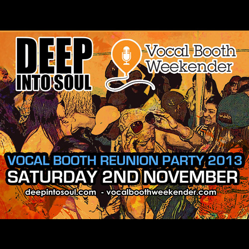 Sean McCabe Mixshow - Deep Into Soul Exclusive - A rather British selection