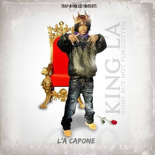 L'A Capone Ft. Huncho Hoodo - Some More (R.I.P L'A)