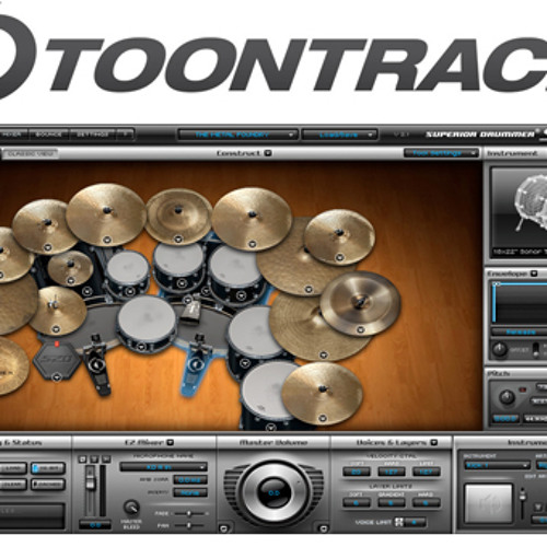 Toontrack | Superior Drummer | The Metal Foundry: Test