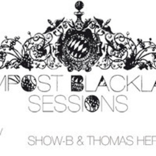 CBLS 207 - Compost Black Label Sessions Radio guestmix by Shahrokh Dini