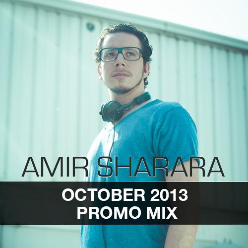 Amir Sharara - October Promo Mix 2013