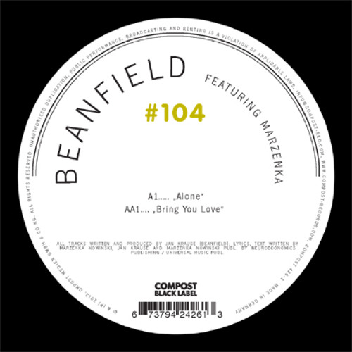 Download Beanfield feat. Marzenka - Bring You Love (Original Mix)