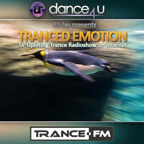 EL-Jay presents Tranced Emotion 210, Trance.FM -2013.10.08