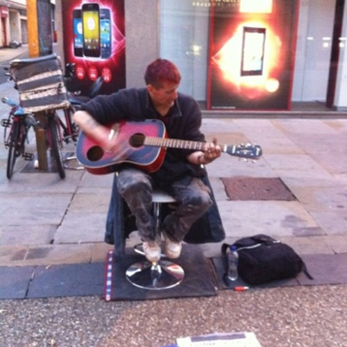 Marion (busker): 'I Never Chose To Be Homeless..'