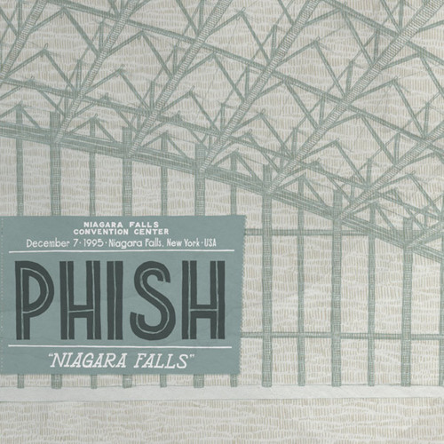 Phish 'Niagara Falls' - Slave To The Traffic Light