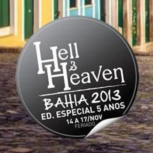 Set Dj Bruno Pacheco Hell & Heaven Mix 2k13