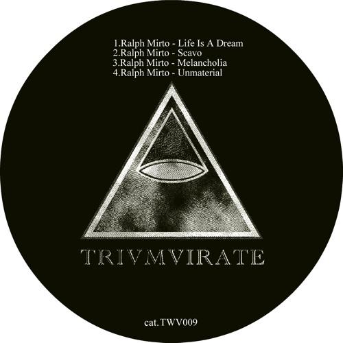 Trivmvirate Digital 009 - Ralph Mirto - Scavo